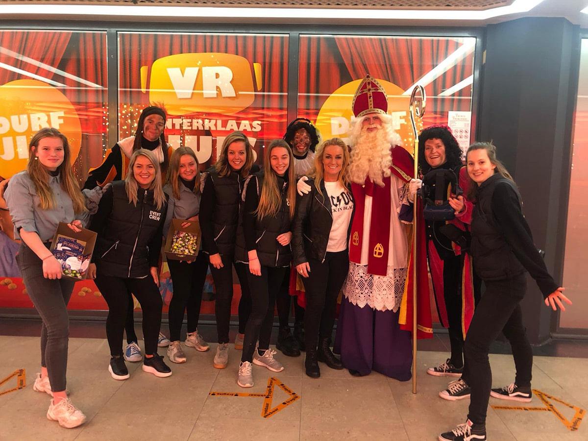 VR Sinterklaashuis-opening