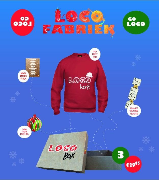 LOCO Box 3 – € 29,95