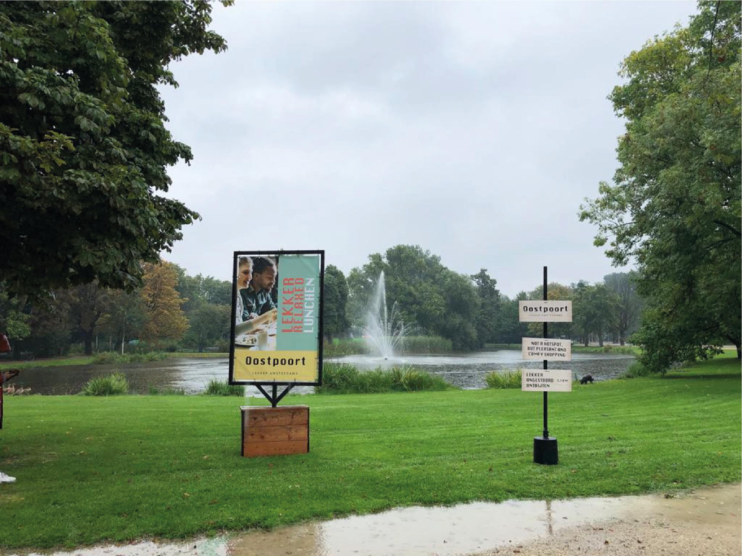 Onthulling Nieuwe Huisstijl Oostpoort