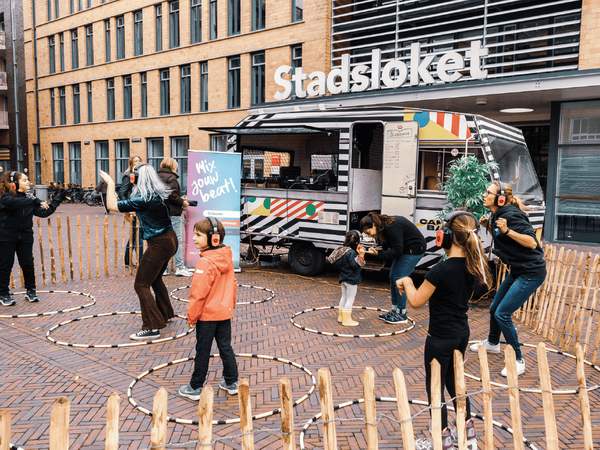 Lekker Amsterdams Buurten